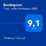 Booking.com Chambres d'hôte 9.1/10
