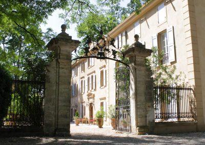 Entrez au Château Rieutort