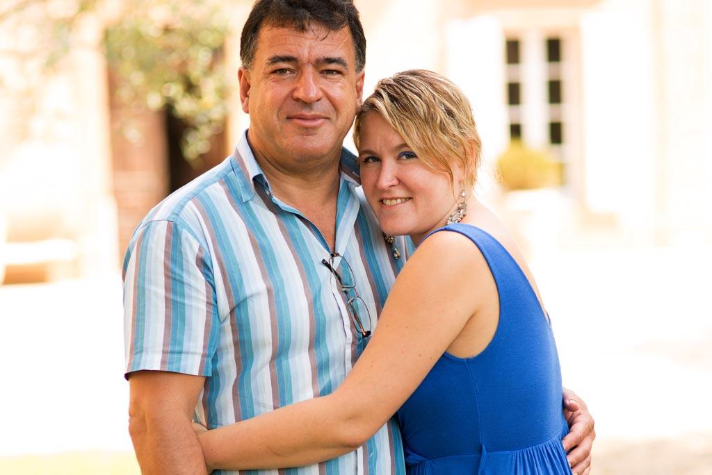 Karina Tomczyk & Peter Astelford