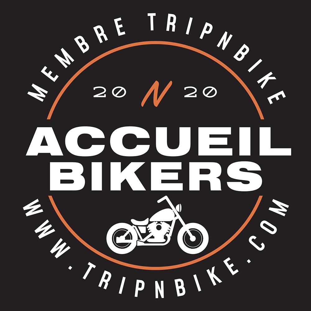 TripNbike 2020 Accueil Bikers